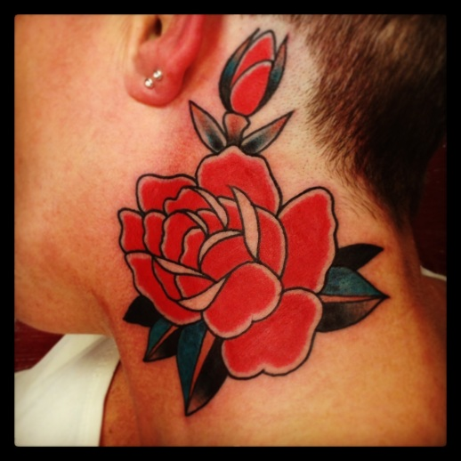 Neck Rose