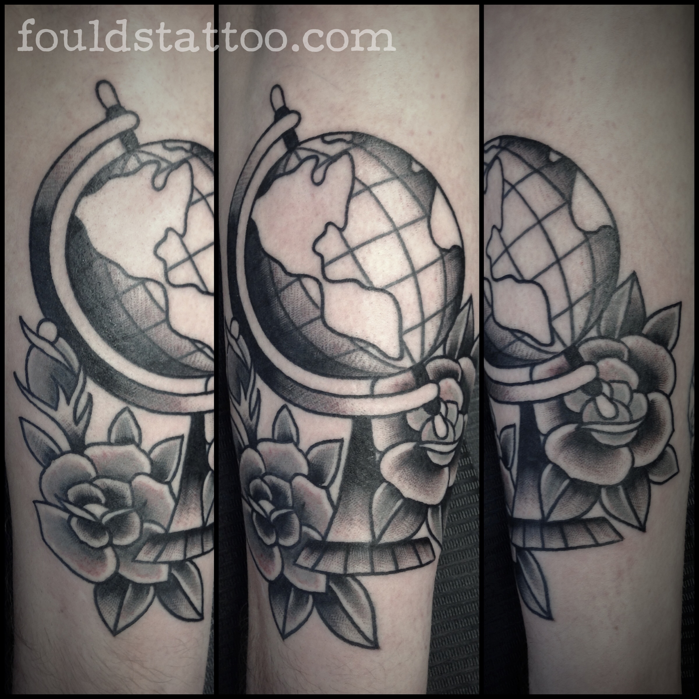 Wanderlust Foulds Tattoo